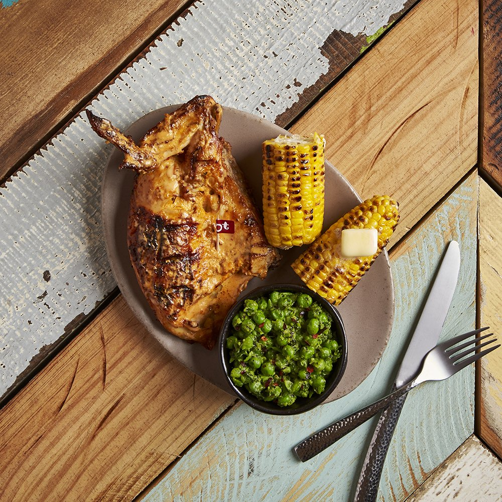 Nando's PERi-PERi: 14722 Baltimore Ave, Laurel, MD