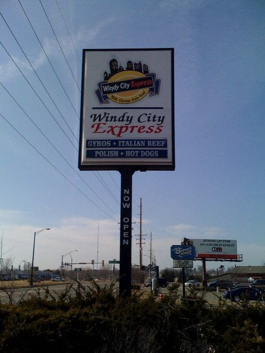 Windy City Express: 1806 W Bradley Ave, Champaign, IL