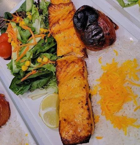 TehranRo Grill