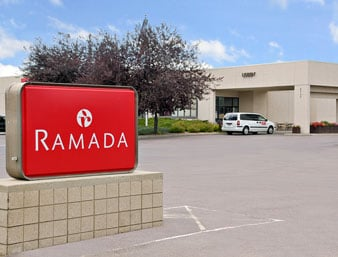 Ramada Aberdeen Hotel & Conference Center: 2727 6th Ave SE, Aberdeen, SD