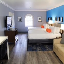 Photo Of Blvd Hotel Suites Hollywood Ca United States Two Queen