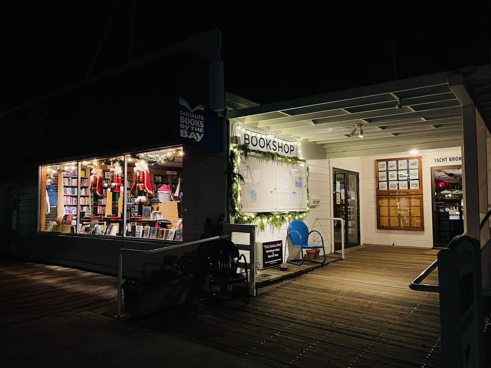 Sausalito Books by the Bay: 100 Bay St, Sausalito, CA