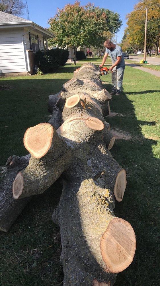 Sky Line Tree Experts: 512 N Grand, Chariton, IA