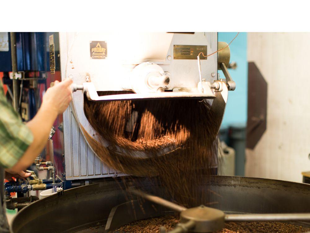 Ruby Coffee Roasters: 9515 Water St, Nelsonville, WI