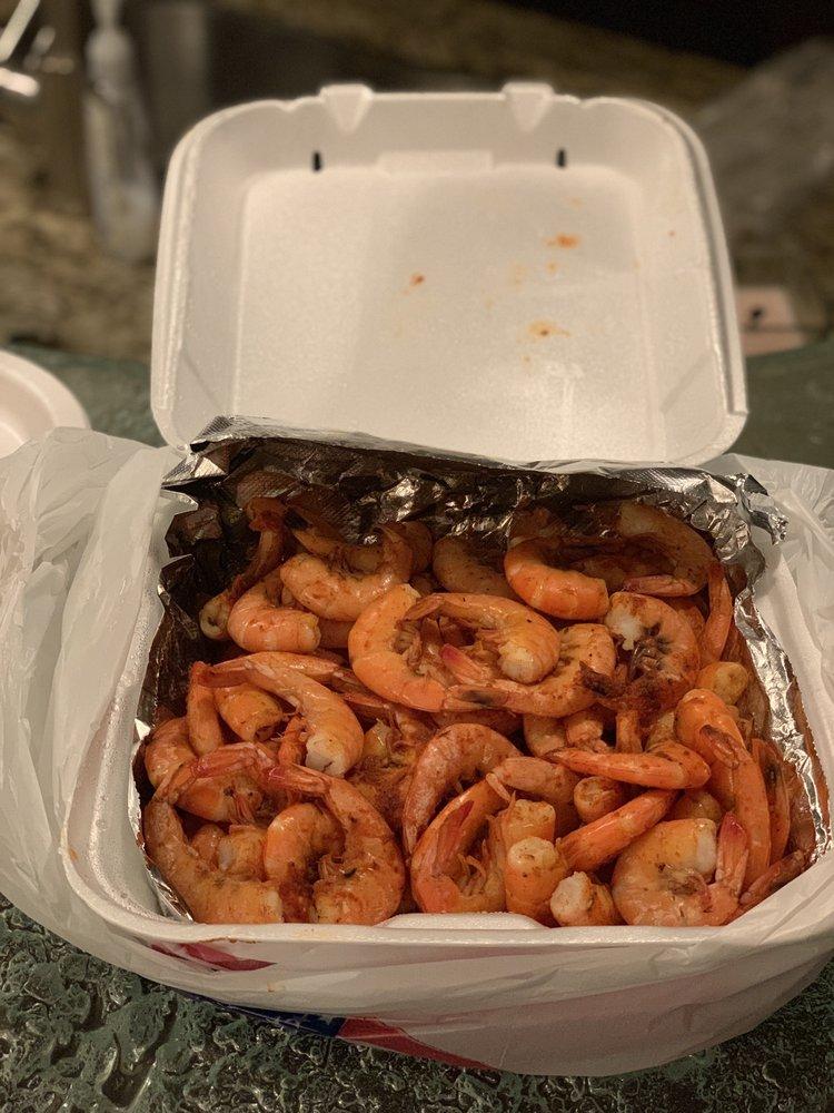 Blalock Seafood & Specialty Market: 24822 Canal Rd, Orange Beach, AL