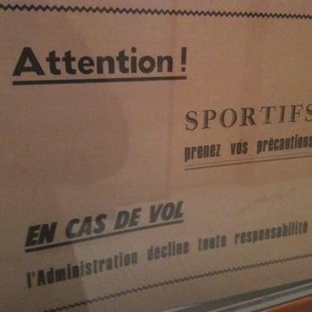Photo Of Piscine Saint Germain   Paris, France. Disclaimer Of Liability For  Theft