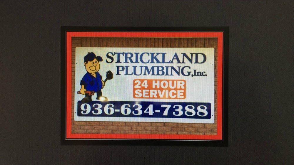 Strickland Plumbing & HVAC: 1510 Atkinson Dr, Lufkin, TX