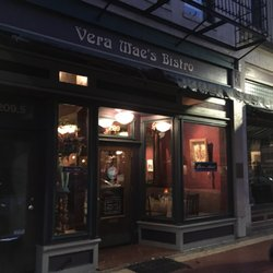 Photo Of Vera Mae S Bistro Muncie In United States Exterior On Walnut