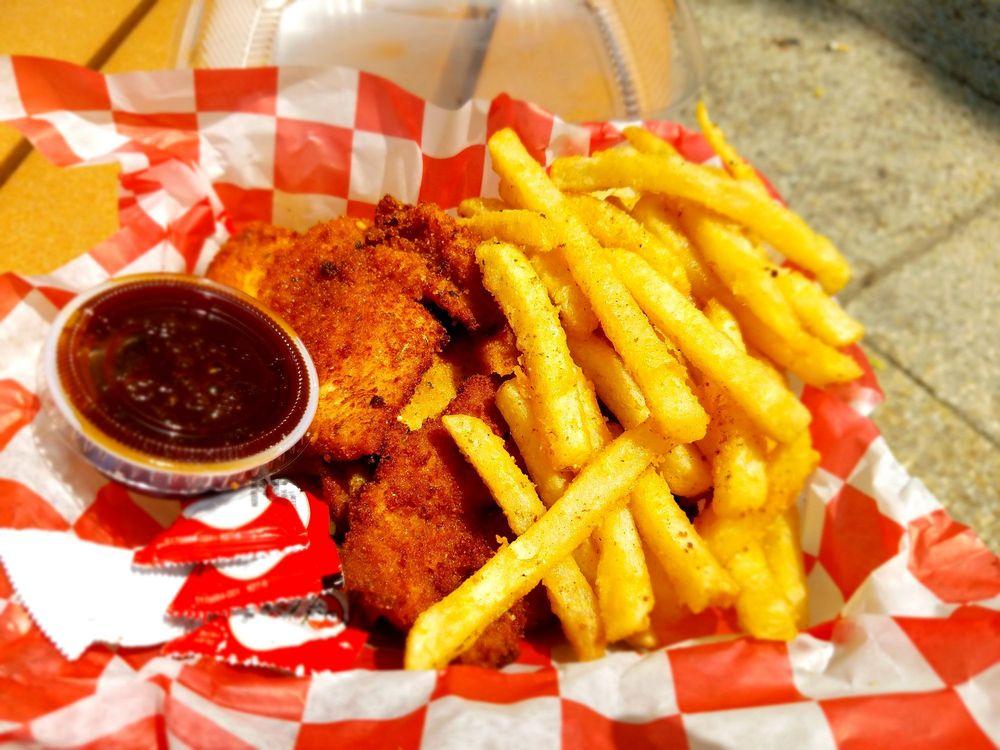 American Fried Chicken Truck: Washington, DC, DC
