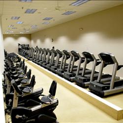 Photo of Olympia Fitness Club - Salisbury, MD, United States. Plenty of  Cardio