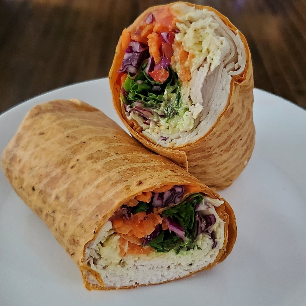 Healthy Garden Cafe at Collingswood: 747 Haddon Ave, Collingswood, NJ
