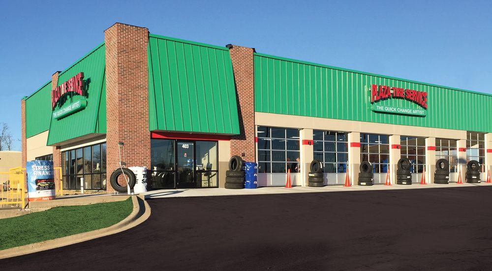 Plaza Tire Service: 403 South 42nd St, Mount Vernon, IL