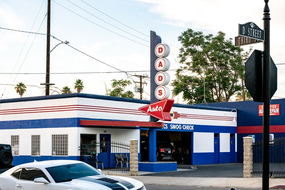 Dad's Automotive Services and Repairs: 301 S D St, Perris, CA