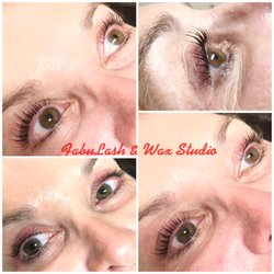 f77c229985a Photo of FabuLash & Wax Studio - Dallas, TX, United States. Lash Lift