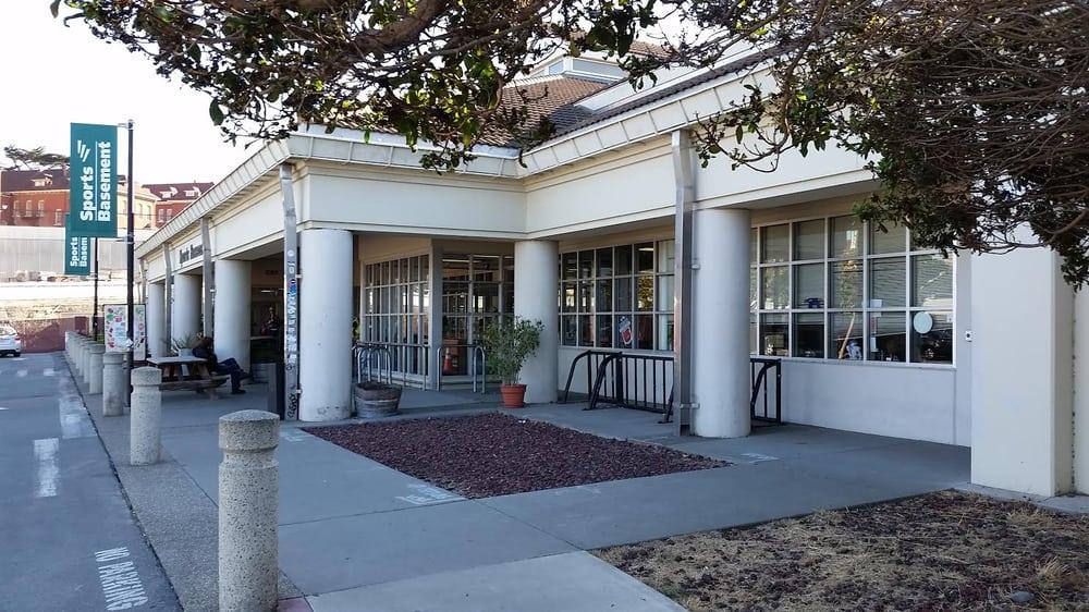 Sports Basement: 610 Old Mason St, San Francisco, CA