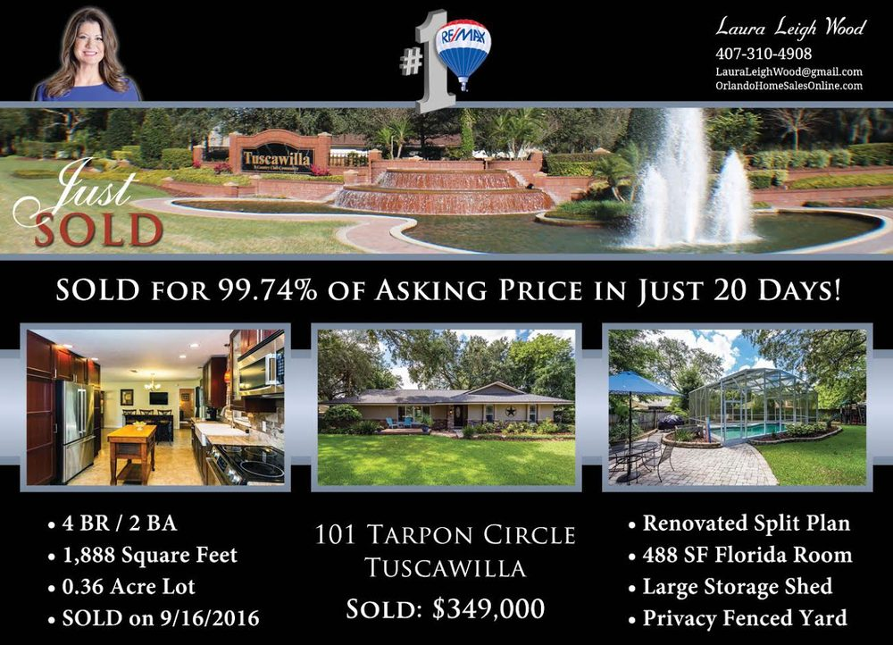 Laura Leigh Wood-RE/MAX Town & Country Realty