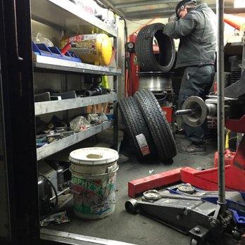 Unique Mobile Tire Repair San Antonio