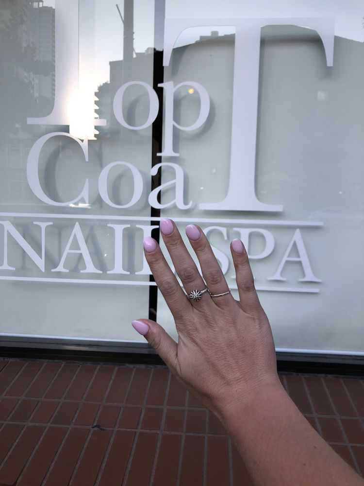 Top Coat Nail Spa: 507 N Lasalle Dr, Chicago, IL