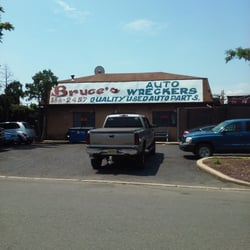 Bruce Auto Parts >> Bruce S Auto Wreckers Auto Parts Supplies 211 E Inman