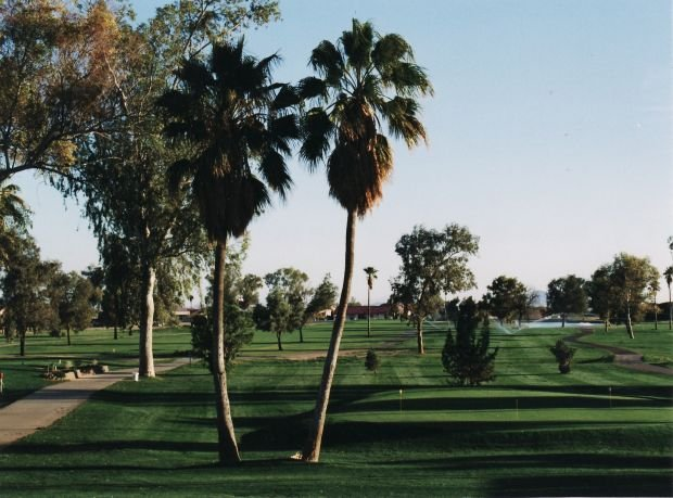 Arizona City Golf Course: 13939 S Cleator Rd, Arizona City, AZ