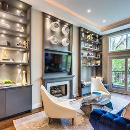 Photo of Rae Duncan Interior Design - Chicago, IL, United States. Urban parlor