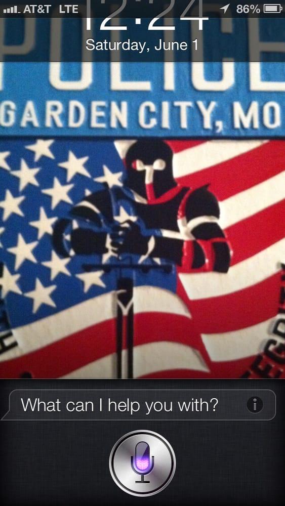 Garden City Police Department Police Departments 107 N 3rd St Garden City Mo Phone