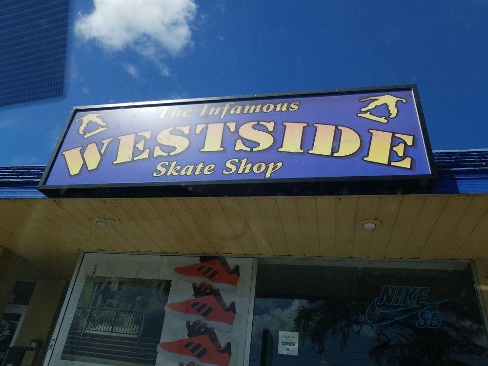 Westside Skate Shop: 475 Seminole Blvd, Largo, FL