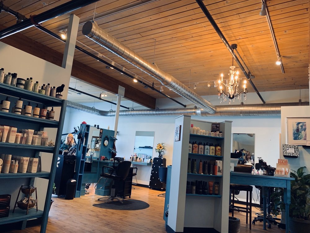 Raven Hair Studio: 550 S Alaska St, Palmer, AK