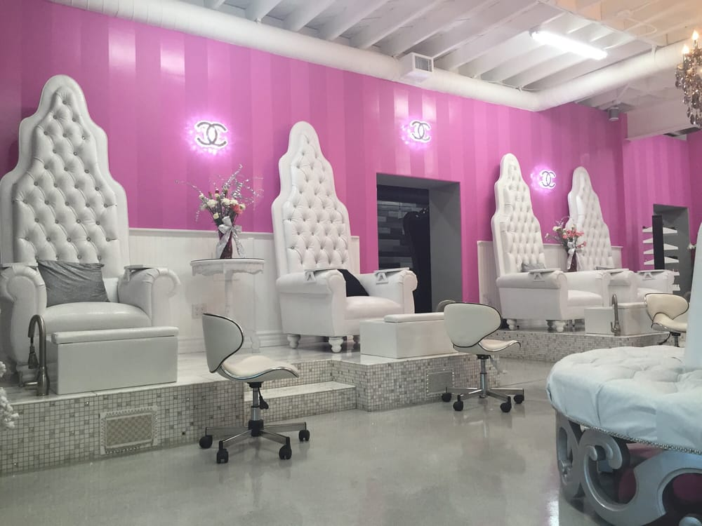 I definitely liking the decor cocomademedoit yelp for A nail salon fort wayne in