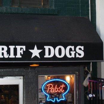 Crif Dogs Restaurant New York