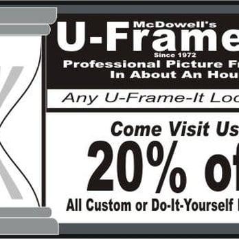 U-Frame-It - 28 Reviews - Framing - 1703 NW Market St, Ballard ...