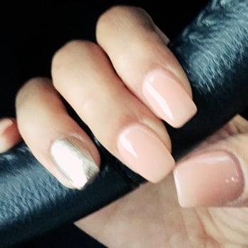 Acrylic Nails Short Length