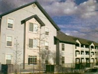 College Courtyard Apartments
