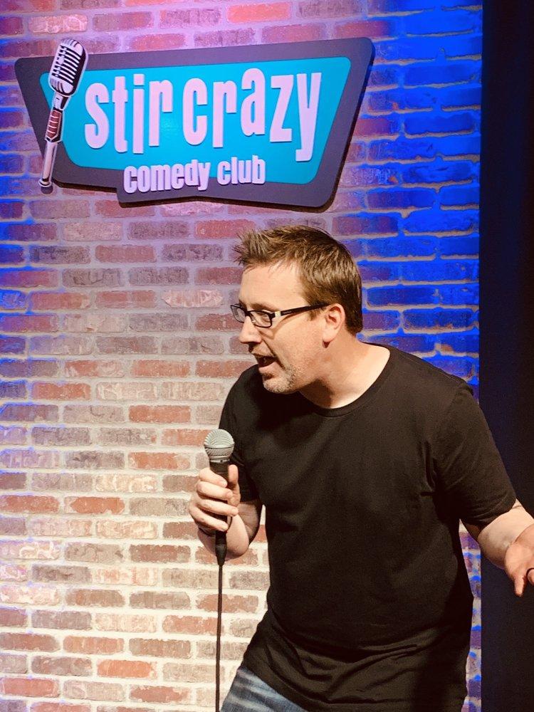 Stir Crazy Comedy Club