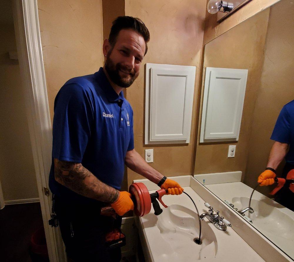 Trident Plumbing: 122 Rose Ln, Frisco, TX