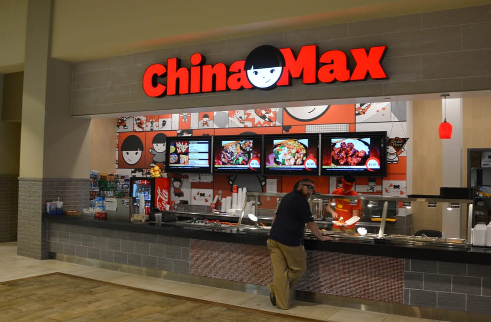 China Max: 800 Brevard Rd, Asheville, NC