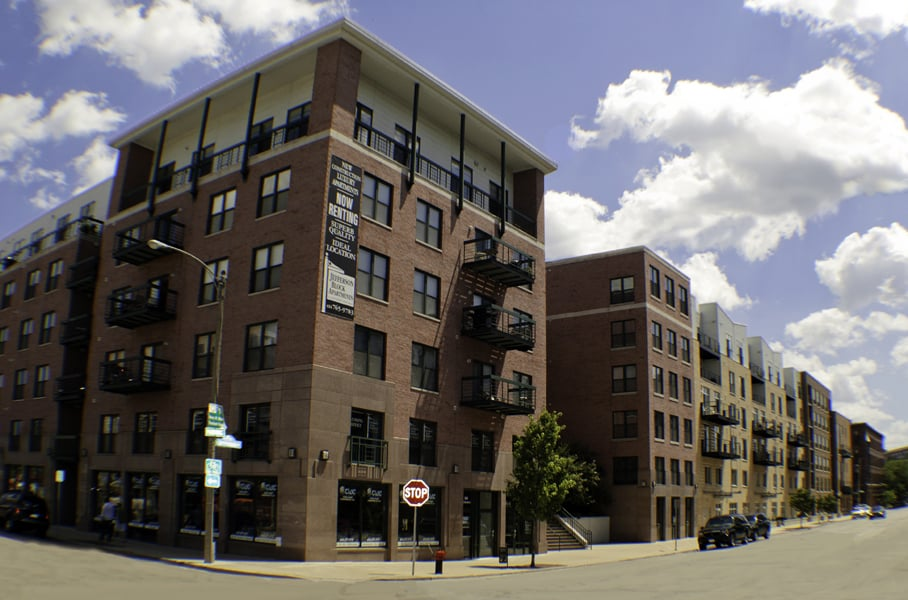 Jefferson Block Apartments