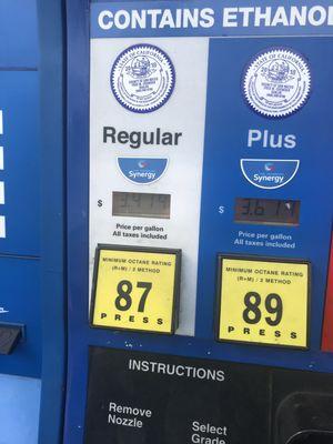 Exxon 404 19th Ave San Mateo, CA Gas Stations - MapQuest