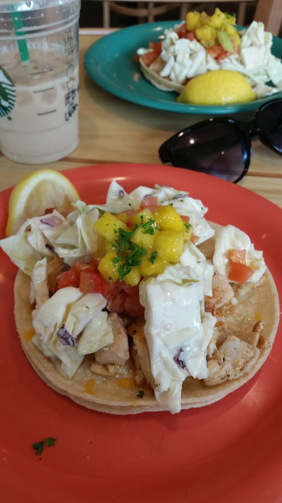Famous fish tacos yelp for Coconut s fish cafe