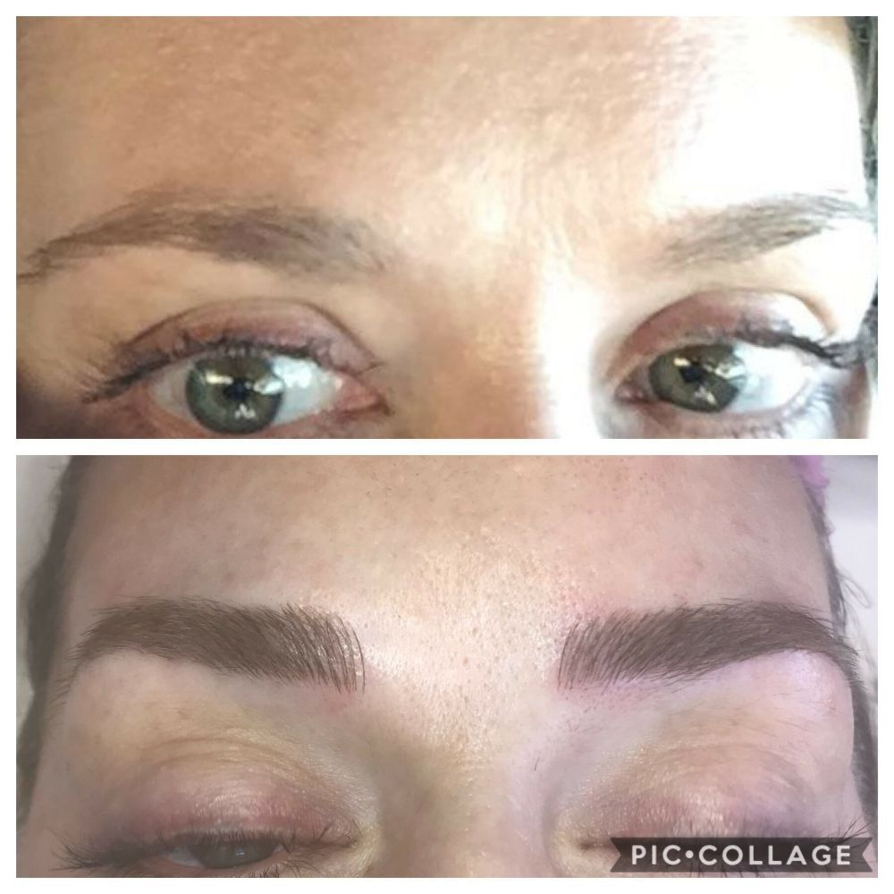 Sculpted Brows By Sarah M 48 Photos 12 Reviews Permanent
