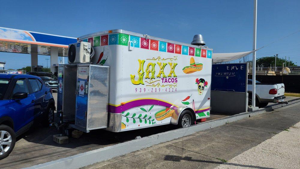 Jaxx Tacos: Calle Marginal S/N, Ponce, PR
