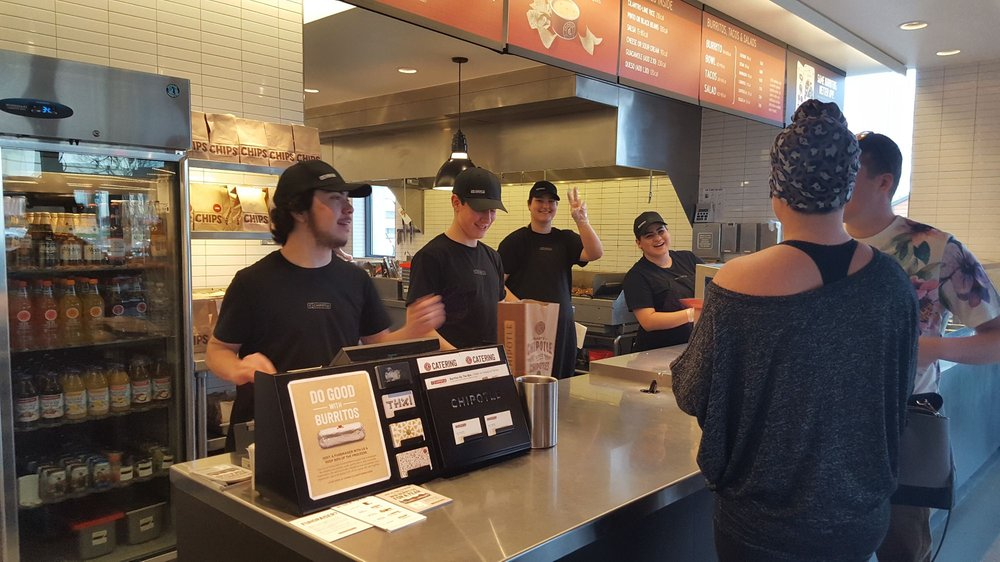 Chipotle Mexican Grill - 22 Photos & 39 Reviews - Fast Food