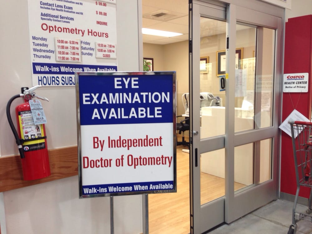 8b8158746e I examination by independent doctors of optometry - Yelp