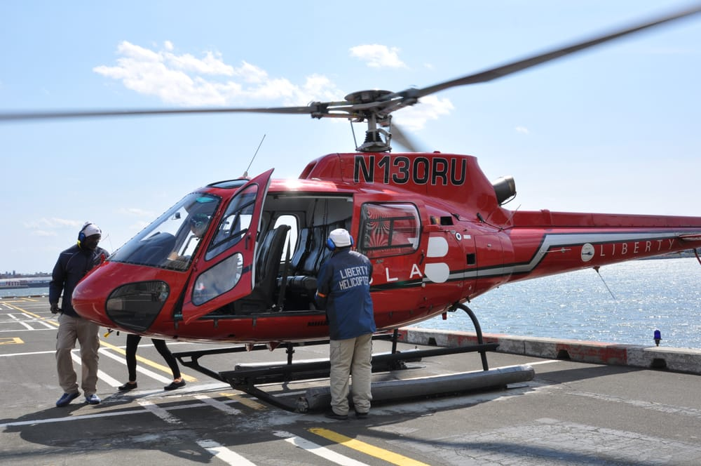 New York Liberty Helicopter Tours Reviews