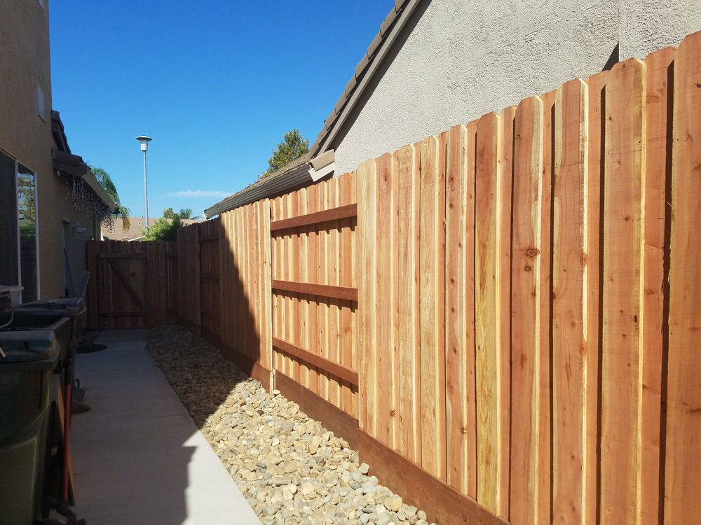 Cordell Fence: 162 CopperLeaf Way, Sacramento, CA