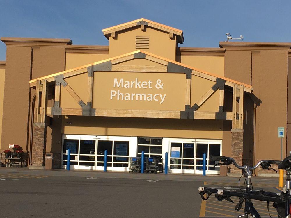 Walmart Supercenter: 583 Commerce Dr, Smelterville, ID