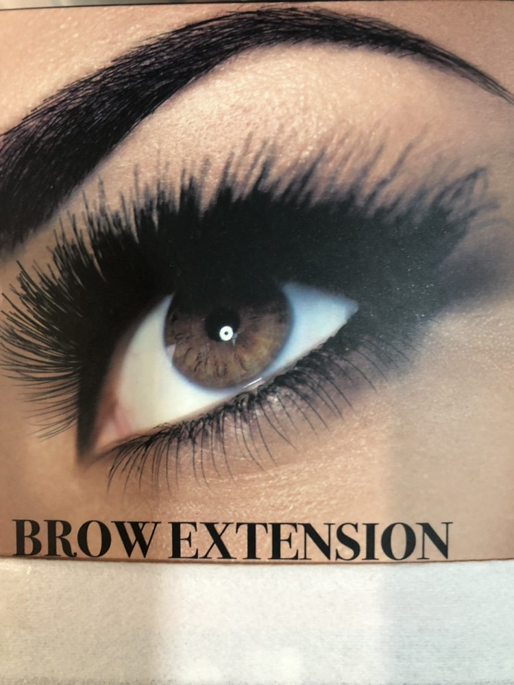 By Natashacbeauty Eyebrow Extensions Yelp