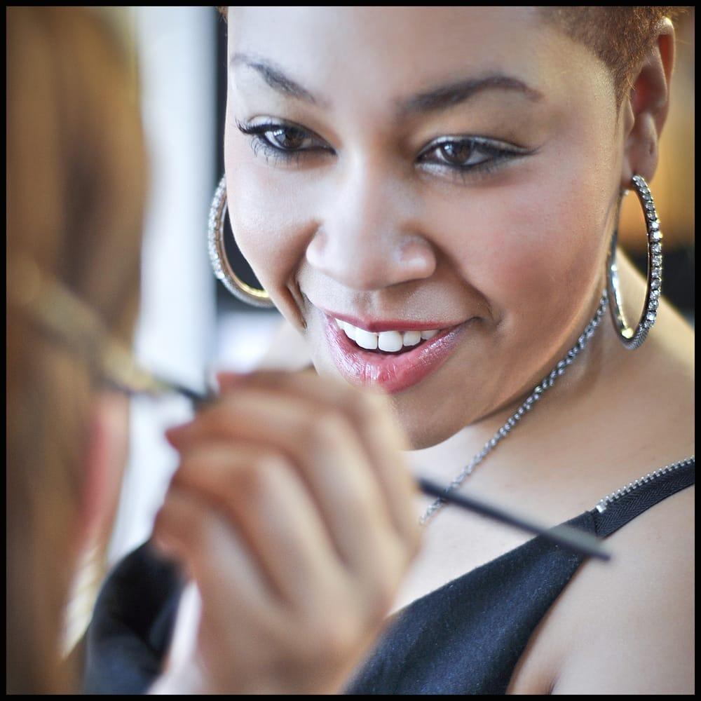 Yelp makeup artist