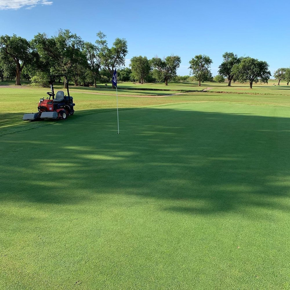 Altus Municipal Golf Course: 20650 US Highway 62, Altus, OK