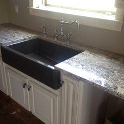 Photo Of A Plus Marble U0026 Granite Designs   New Orleans, LA, United States